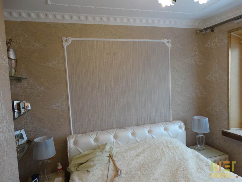 спальня в духе классицизма