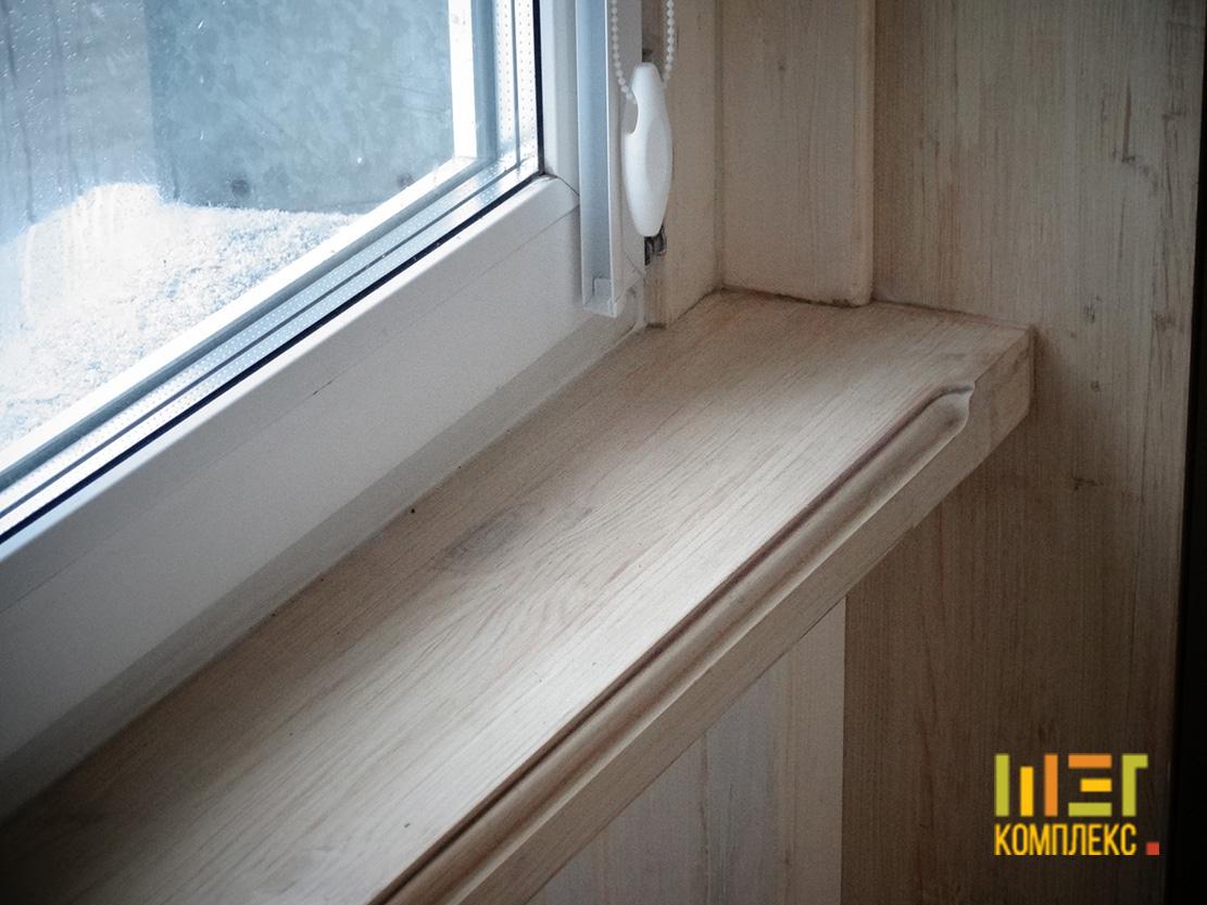 Балкон - Ремонт на Камчатке