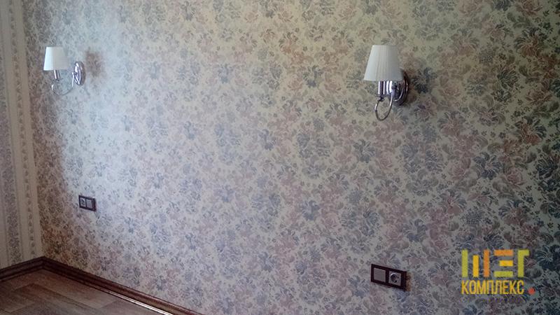 Гостиная - ремонт на Камчатке