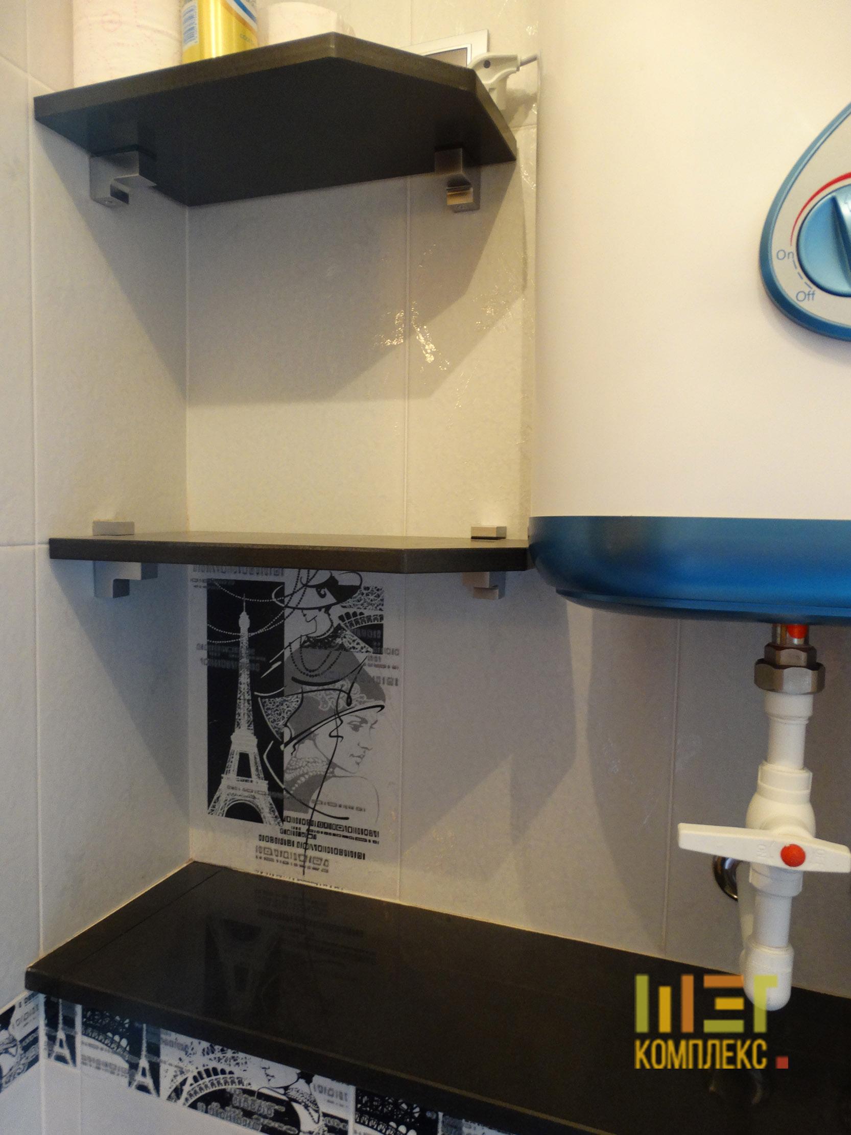 Туалет - ремонт на Камчатке