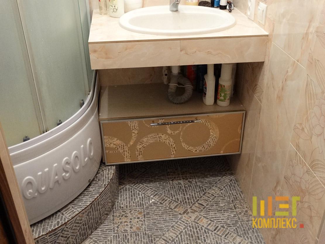 Ванная - ремонт на Камчатке